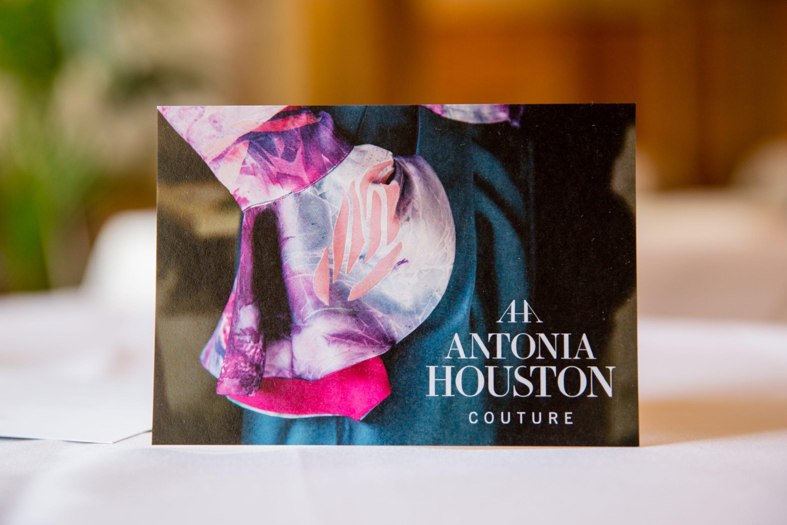Antonia Houston Couture Literature