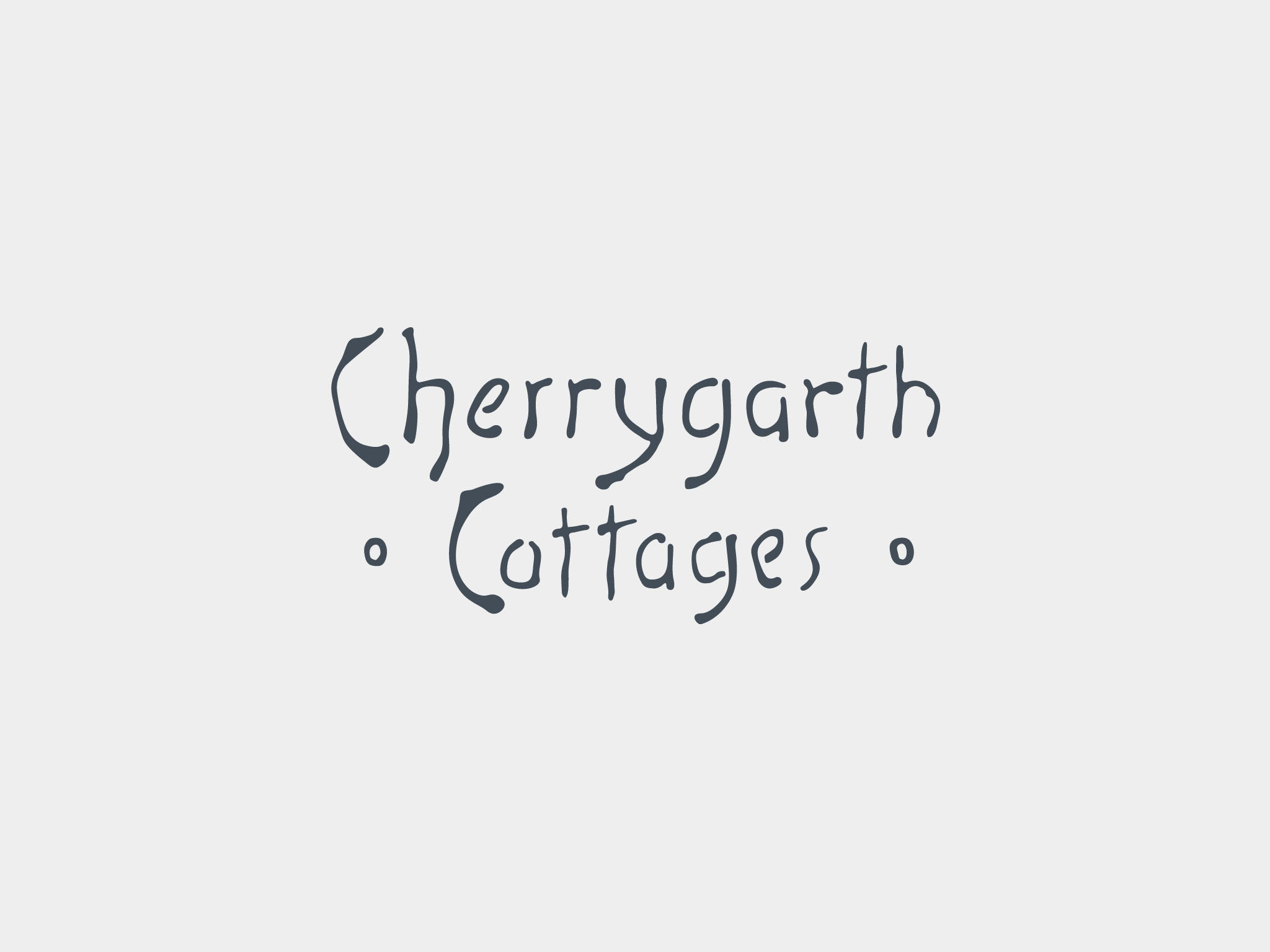 Cherrygarth Cottages Logo