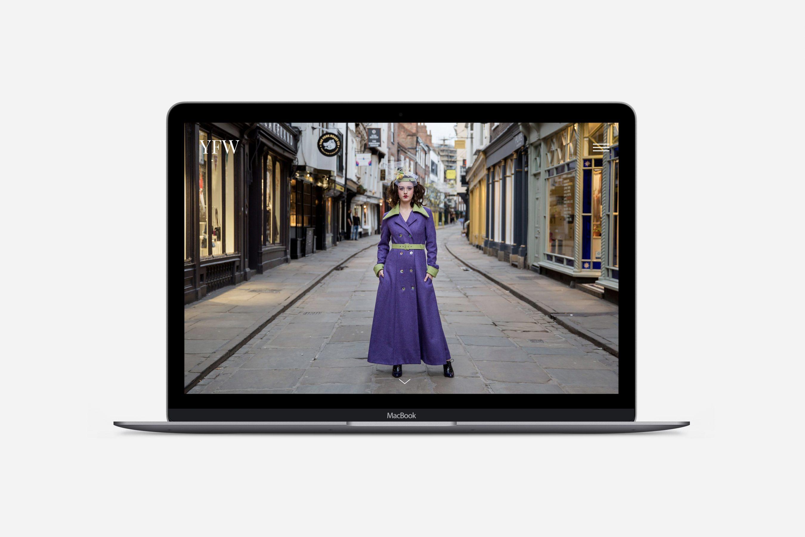 York Fashion Week Screenshot