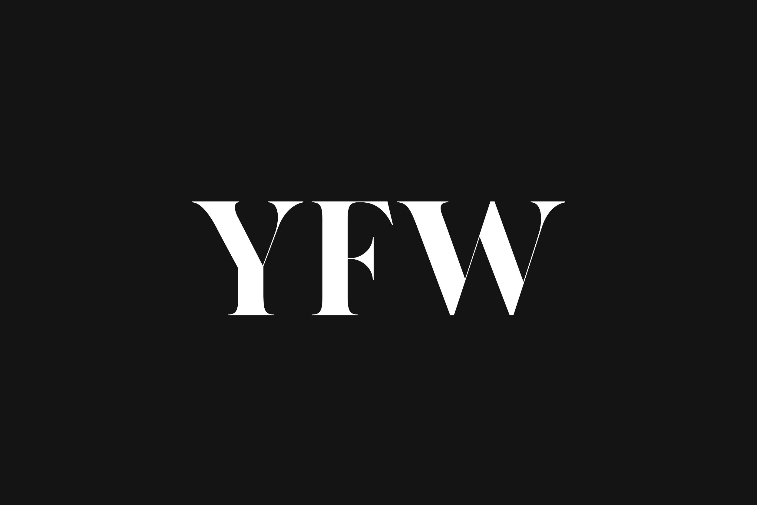 yfw-logo-black